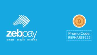Zebpay Promo Code: 100 रुपए की कीमत के Free Bitcoin