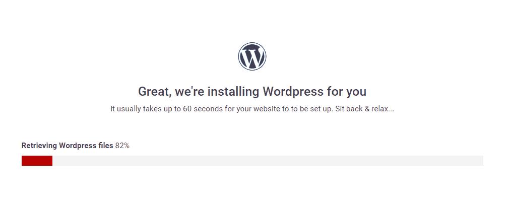 Free Web Hosting (000WebHost) पर WordPress Blog कैसे बनायें (9)